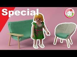 playmobil pimp my playmobil sofa und sessel wohnzimmer diy familie hauser