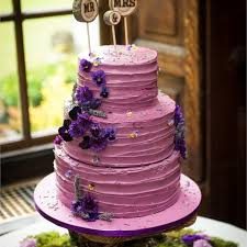 Purple wedding cakes also violet cakes also ocean wedding cake also lovely wedding cakes also 3