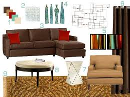 Brown And Teal Living Room by Red And Brown Living Room Lightandwiregallery Com