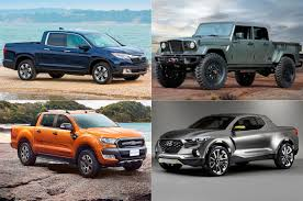 From Ford And Jeep To Mercedes And Beyond: More Compact Trucks ...