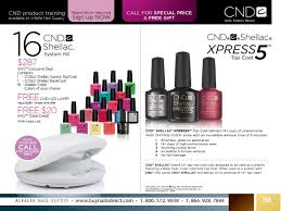 Cnd Shellac Led Lamp by Promotion