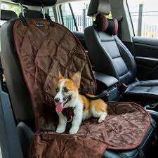Car Pet Seat Covers Waterproof Short Plush Quilted Fabric Car Single ... Waterproof Dog Pet Car Seat Cover Nonslip Covers Universal Vehicle Folding Rear Non Slip Cushion Replacement Snoozer Bed 2018 Grey Front Washable The Best For Dogs And Pets In Recommend Ksbar Original Cars Woof Supplies Waterresistant Full Fit For Trucks Suv Plush Paws Products Regular Lifewit Single Layer Lifewitstore Shop Protector Cartrucksuv By Petmaker Free Doggieworld Xl Suvs Luxury