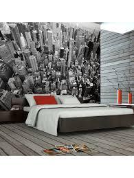 artgeist fototapete usa new york schwarz weiß klingel