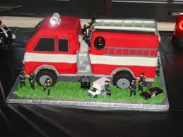 100 Boley Fire Trucks 3D Truck With Working Lights CakeCentralcom
