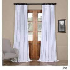 108 Inch Long Blackout Curtains by 108 Inches Curtains U0026 Drapes For Less Overstock Com