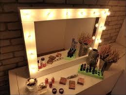 White Makeup Desk With Lights by Girls Makeup Desk U2013 Archana Me