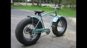 100 Schwinn Cycle Truck For Sale Custom Fat Bike With Car Tires YouTube