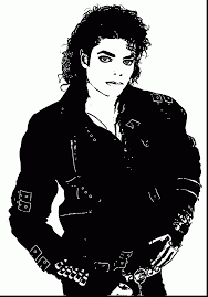 Unbelievable Michael Jackson Coloring Page Wecoloringpage With Pages And Smooth Criminal