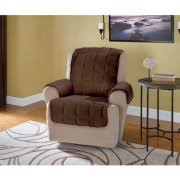 Dual Reclining Sofa Slipcover by Recliner Covers