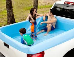 Pickup Pools - A Truck Bed Swimming Pool » Gadget Flow Muddy Girl Tag Cover Email Us At Thallusionscccom For Kevs Bench 5 Trucks That Will Inspire You Rc Car Action Twenty New Images Stuff For Cars And Wallpaper Pin By Richie Doyle On Firearms Ideas Pinterest Old From The Oil Fields Trailers F450 Beast Is Ready To Break Fordtruckscom Fresh Country With Browning Deer Decal Cstruction Videos Kids Big Doing Youtube Photos Truck Wichita Productscustomization Toy Pulled From Shelves After It Reportedly Burst Into Flames