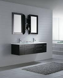 Large Modern Bathroom Rugs by Bathroom Rms Smwagne Black White Red Modern Bathroom S3x4 Jpg
