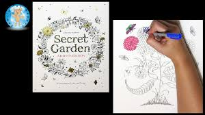 Secret Garden Artists Edition By Johanna Basford Adult Coloring Book Mums