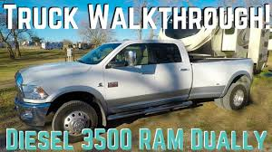 100 Best Diesel Truck For Towing Tour Our 2012 RAM 3500 Dually RV Lifestyle