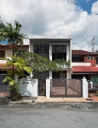 100 Terrace House Hartamas By Seshan Design Sdn Bhd