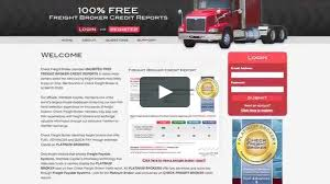 100 Truck Broker Freight Funding On Vimeo