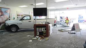 100 Truck Accessories Store Pickup Crashes Into Danville Cellular Store