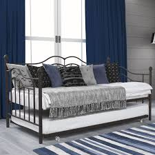 Walmart Trundle Bed Frame by Bed Frames Daybed With Pop Up Trundle Walmart Day Beds With
