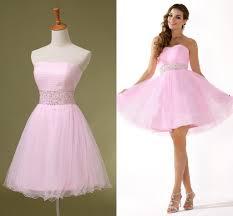 2015 short pink prom dress for sweet 16 teens girls sale cheap