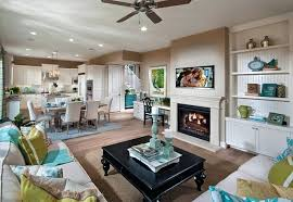 Creative Designs Kitchen Dining Family Room Design Living Open Floor Plan Residential Northern