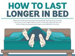 Bedding Amazing Lasting Longer In Bed 6 Killer Tips How To