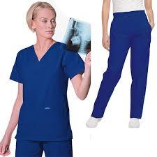 Ceil Blue Scrub Sets by Landau Women U0027s Scrubs Sears