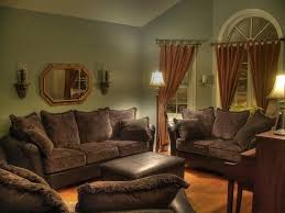 Brown Leather Sofa Decorating Living Room Ideas by Living Room Exquisite Brown Living Room Color Schemes Living