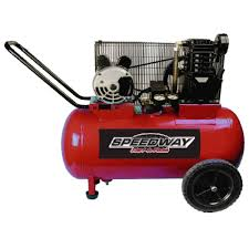 SPEEDWAY 20 Gal 2 HP Cast Iron Electric Air pressor