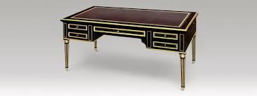 bureau napoleon 3 jean yves le bot ébéniste conservateur restaurateur de meubles du
