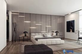led wall lights gray glossy wall panels with led light as