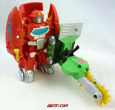 Rescue Bots Heatwave The Fire-Bot (Boat) Toy Review | BWTF
