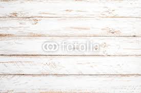 Vintage White Wood Background