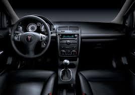 100 G5 Interior PONTIAC