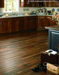 Kensington Manor Handscraped Laminate Flooring by Handscraped Saratoga Hickory 7mm Thick 7 2 3 Wide By 50 5 8 In