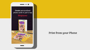 Make greeting cards & invitations from your phone Walgreens pickup