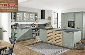 wohnküchen designküchen küchen im landhausstil