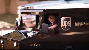 100 Who Makes Ups Trucks Watch UPS Make A 4yearolds Dream Come True