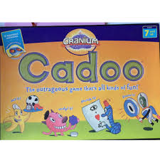 Cadoo Board Game For Kids
