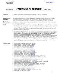 Resume For Staff Nurse Best Registered New Sample Of