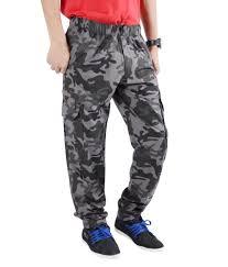 mountain colours multicolor cotton military cargo lower for men