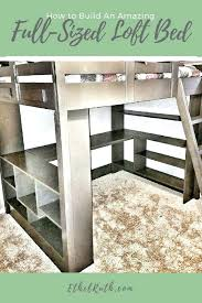 Ikea Loft Bed With Desk Canada by Posh Bed With Desk Under For House Design U2013 Trumpdis Co