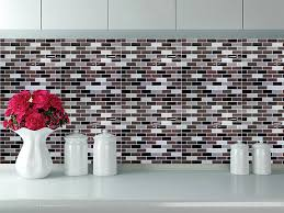 self adhesive ceramic wall tiles heres how to install peel and
