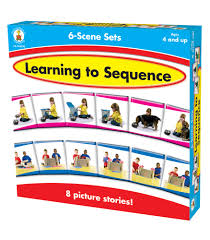 Learning To Sequence 6 Scene Board Game