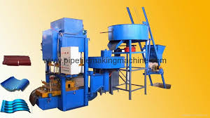 cement roof tile machine cement roof tile machinery for sale