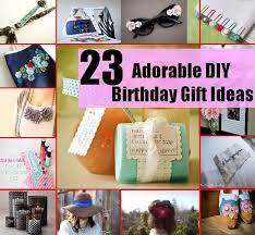 23 Birthday Present Ideas Unusually Creative And Adorable Diy Gift Download