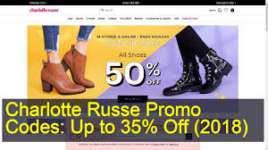 Charlotte Russe Promo Codes: Up To 35% Off (2018) 25 Off Lmb Promo Codes Top 2019 Coupons Promocodewatch Citrix Promo Code Charlotte Russe Online Coupon Russe Code June 2013 Printable Online For Charlotte Simple Dessert Ideas 5 Off 30 Today At Relibeauty 2015 Coupon Razer Codes December 2018 Naughty Coupons Him Fding A That Actually Works Best Latest And Discount Wilson Leather Holiday Gas Station Free Coffee Edreams Multi City