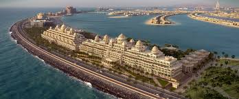 100 Water Hotel Dubai 5 Star Luxury In UAE Emerald Palace Kempinski