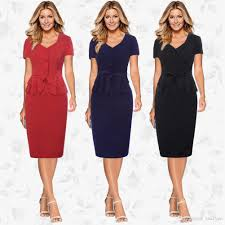 work dresses wholesaler crazyee sells work dresses 2017 new