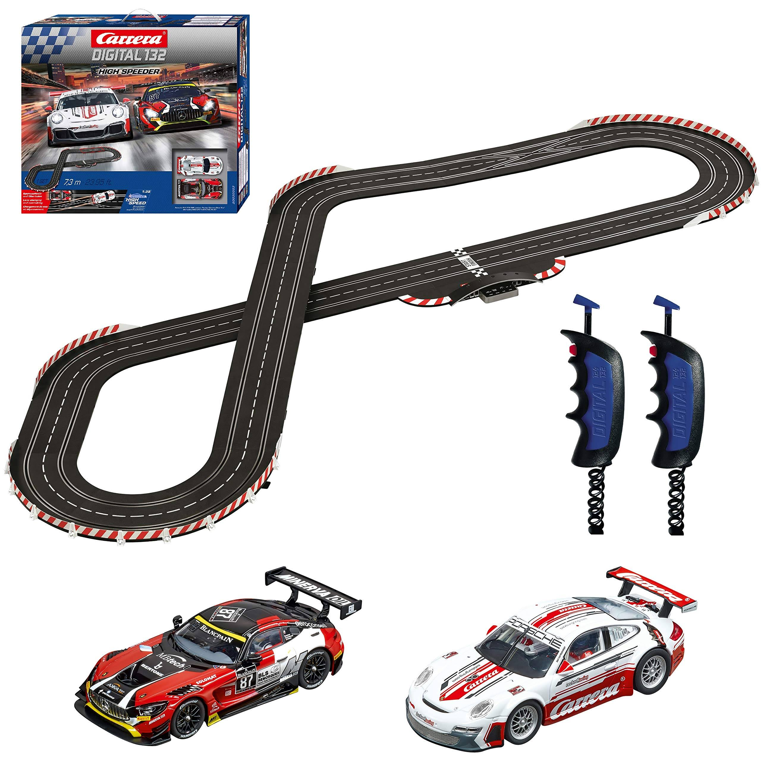 Carrera Digital 132 High Speeder Race Set