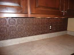 Copper Tiles For Backsplash by Pressed Tin Tiles Backsplash Kitchen Tin Panels Fake Copper Tile