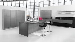 hochglanz küche vielfalt in farbe und beschichtung